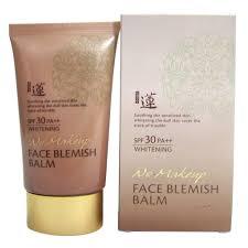 welcos sle no makeup face blemish balm spf 30 pa 10 ml
