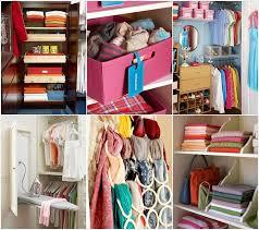 Top Bedroom Closet Organization Hacks And Ideas - Organize bedroom closet