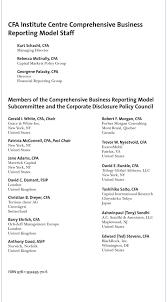 Fsip Designation A Comprehensive Business Reporting Model Pdf Free Download