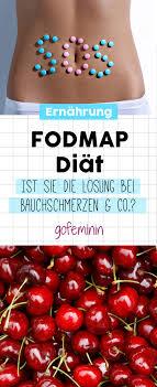 Reizdarm, diät (low-, fodmap - Ansatz)