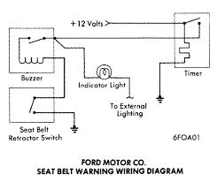 typical seat belt warning light circuit car wiring diagram wire 2011 Jetta Wiring Diagram seatbelts rh 1bad6t com