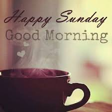 sunday good morning es