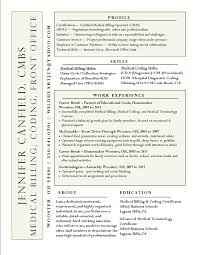 Medical Coder Resume Interesting Resume Idea Not sure I like the name on the side 12