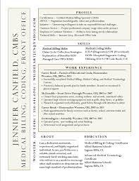 Medical Coding Resume Sample Interesting Resume Idea Not Sure I Like The Name On The Side 14