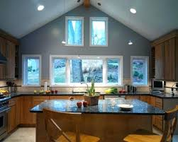 vaulted ceiling track lighting home. Track Lighting On Vaulted Ceiling Options Chandelier Sloped Canopy Recessed . Home S