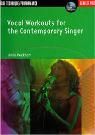 vocal workouts for the contemporary singer tuition book cd