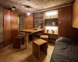Bunker Designs Tiny War Bunker Makes Unique Underground Home