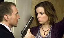 my favourite film in bruges film the guardian ralph fiennes and thekla reuten in in bruges 2008