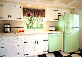 vintage style oven vintage style refrigerator retro appliances for best choice of kitchen decor house vintage style