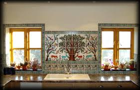 Kitchen Wall Tile Patterns Best Decorative Tiles For Kitchen Backsplash Ideas All Home