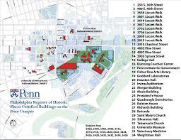 University Of Pennsylvania Organizational Chart Campus Development And History University Of Pennsylvania