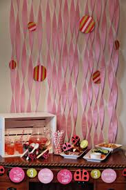 home decor simple 1st birthday decoration ideas at home small