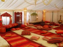 Moroccan Bedroom Furniture Remarkable Moroccan Room With Curtained Ceiling Plus Sparkling Pillars And Lots Of Colorful Floor Pillows Ideajpg