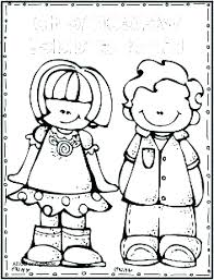 coloring pages kindergarten school coloring pages back to for first day of page o