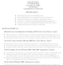 Sample Resume Business Owner Fascinating Business Management Resume Business Administration Skills Resume