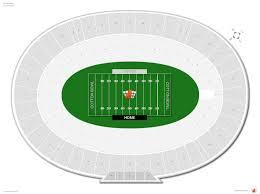 Ou Seating Carter Finley Stadium Interactive Seating Chart