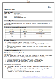 best photos of professional curriculum vitae layout professional resume format for articleship