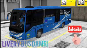 Livery bussid hd damri royal class / 87+ livery bussid hd shd jernih koleksi pilihan part 2. Livery Bussid Damri Youtube