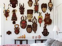 Decorating With Masks 60 Ethnic Indian Décor Ideas Boldsky 40