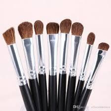 professional eyes makeup brushes set