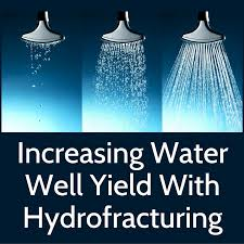 hydrofracking water well. Exellent Well Water Well Pressure Yield And Hydrofracturing For Hydrofracking Well O