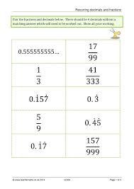 Kindergarten Worksheet: Matching Equivalent Fractions Worksheets 1 ...