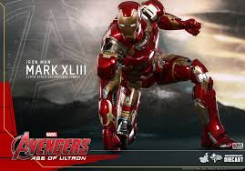 iron man avengers age of ultron hot toys 2