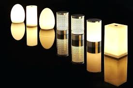battery operated lamps outdoor led lights powered bunnings beautiful design for hom