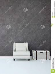 luxury lounge chairs. The Interiors Design Idea Of Luxury Lounge Chair And Concrete Wall Background Chairs T