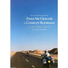 charley boorman autograph long way