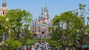 shanghai disneyland weles 10 million guests in its first eleven months