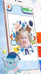 baby photo frames best picture editor for kids