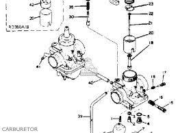 yamaha rd350 1973 usa parts lists and