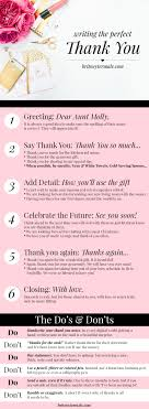 17 best ideas about thank you notes thank you cards how to write the perfect thank you note l britney termale