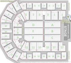 Fine Motorpoint Arena Nottingham Seating Plan
