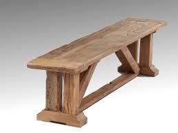 Massive Sitzbänke Aus Alter Eiche Altholzdesign