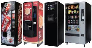 Hot Drink Vending Machine Beauteous Vending Machines And Related Services In West Yorkshire