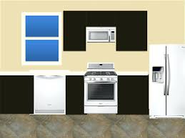 kitchen with dark cabinets white appliances x a black cupboards color
