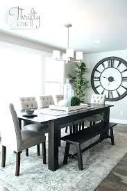rug in dining room waterfront estate sisal