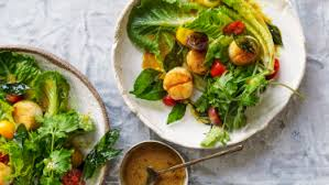 Neil Perry's simple scallop curry