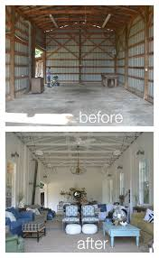 beautiful barn renovation and it s beautifully decorated for converted home farmhouse decorating ideas house