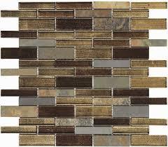 kitchen stone wall tiles. Grespania Musa Rectangular Marron 30x30cm Mosaic Tile Kitchen Stone Wall Tiles