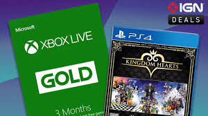 daily deals 3 months of xbox live gold 10 credit figurine ign