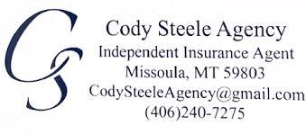 183 likes · 26 were here. Insurance Agent Health Life Insurance Annuities Cody Steele Insurance