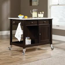 Mobile Kitchen Island Antique Mobile Kitchen Island Carts Orchidlagoonreal Simple