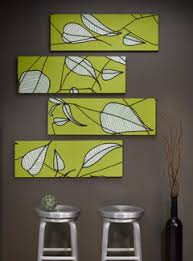 Small Picture Bright Green Marimekko Wall Art