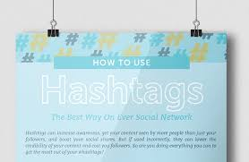 get your free hashtags infographic