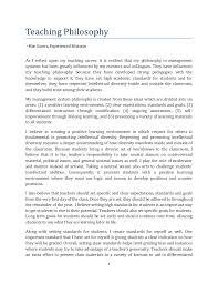 teaching philosophy essay academic my teaching philosophy philosophy of teaching essays