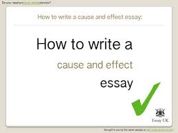 writing cause and effect essays compare and contrast essay  sample curriculum vitae format for students