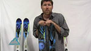 K2 Ski Size Chart 2011 2011 2012 K2 Superstitious All Mountain Womens Skis